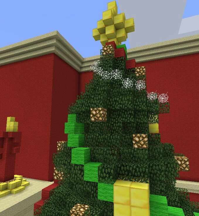 Pin By Precious Pyxel On Christmas Invasion Minecraft Pictures Minecraft Garden Minecraft