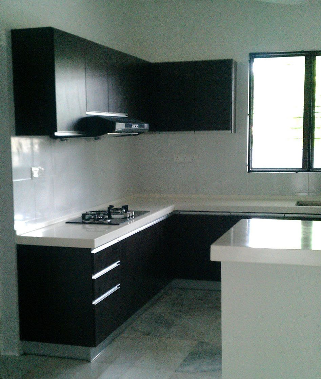 Best Images About Kitchen Design On Pinterest Narrow Kitchen - Kitchen design in black and white