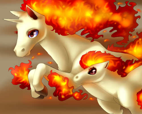 Ponyta And Rapidash Away X3 Lol Cute Love It 3 Pokemon