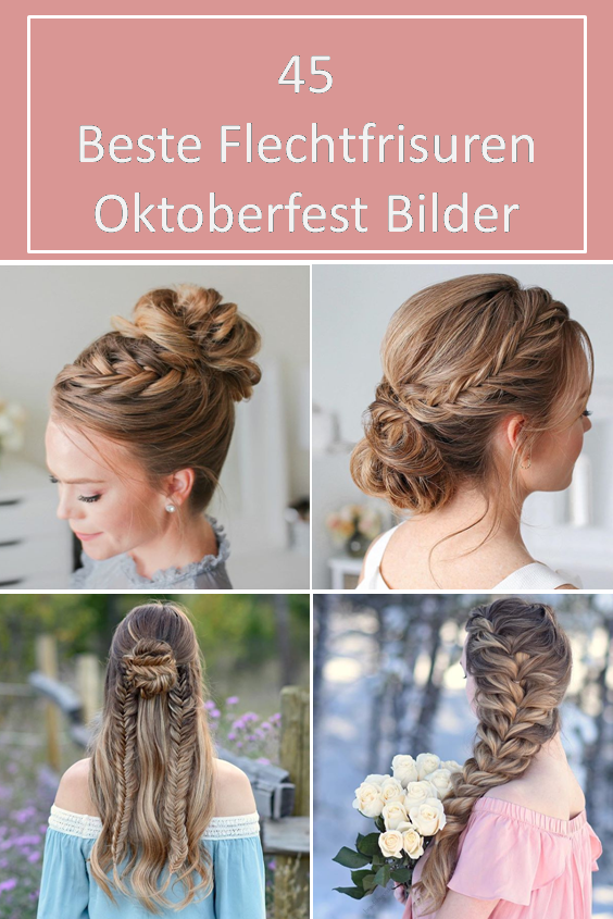 45 Best Braided Hairstyles Oktoberfest Pictures Oktoberfest Hairstyle Braided Hairstyles Oktoberfest In 2020 Cool Braid Hairstyles Braided Hairstyles Hair Styles