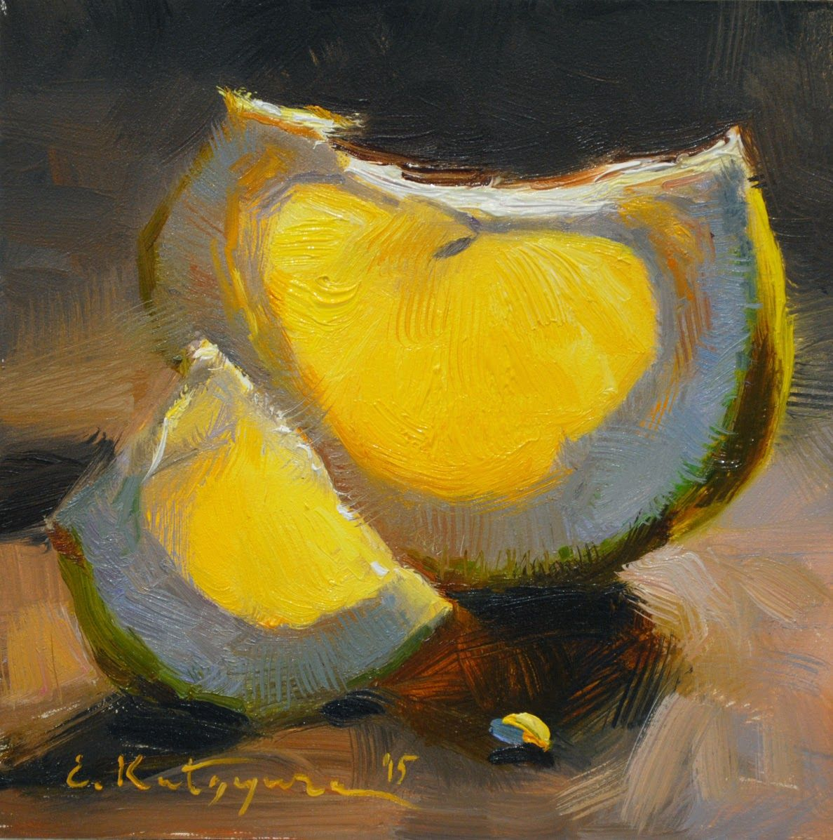 Suntouched Art Painting Still Life