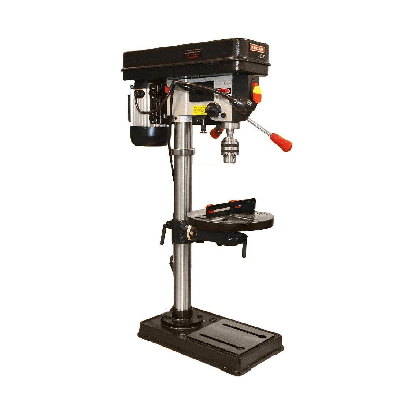 Craftsman 12 In Drill Press Drill Press Drill Drill Presses