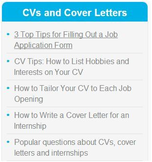 Cover Letter Vs Resume Interesting Need Help To Write Your Cv Or Cover Letter Our Collection Covers Design Inspiration
