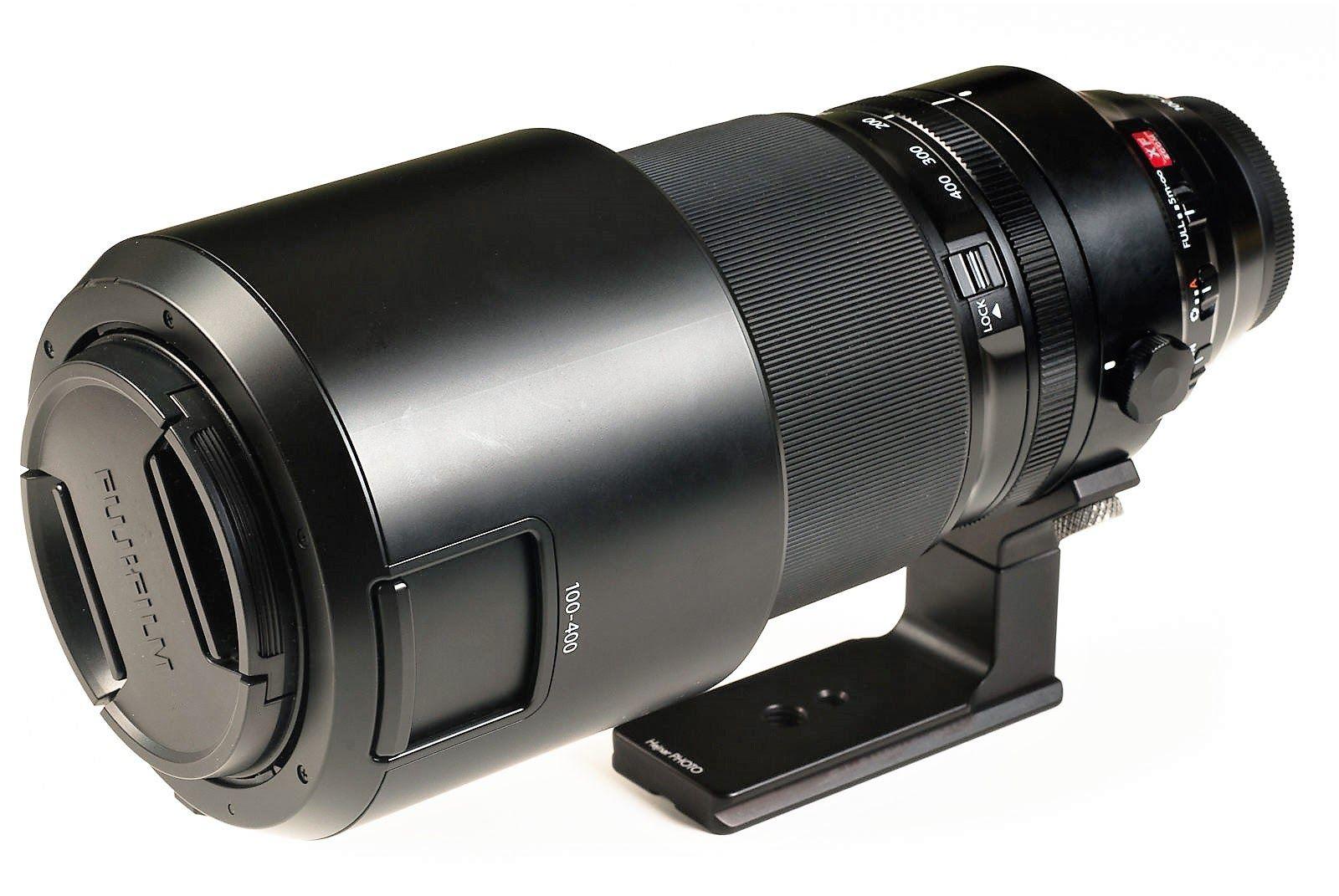 Replacement Foot For Fuji Xf 100 400mm F4 5 5 6 R From Hejnar Photo Fuji Fuji Xt4 Photo Gear