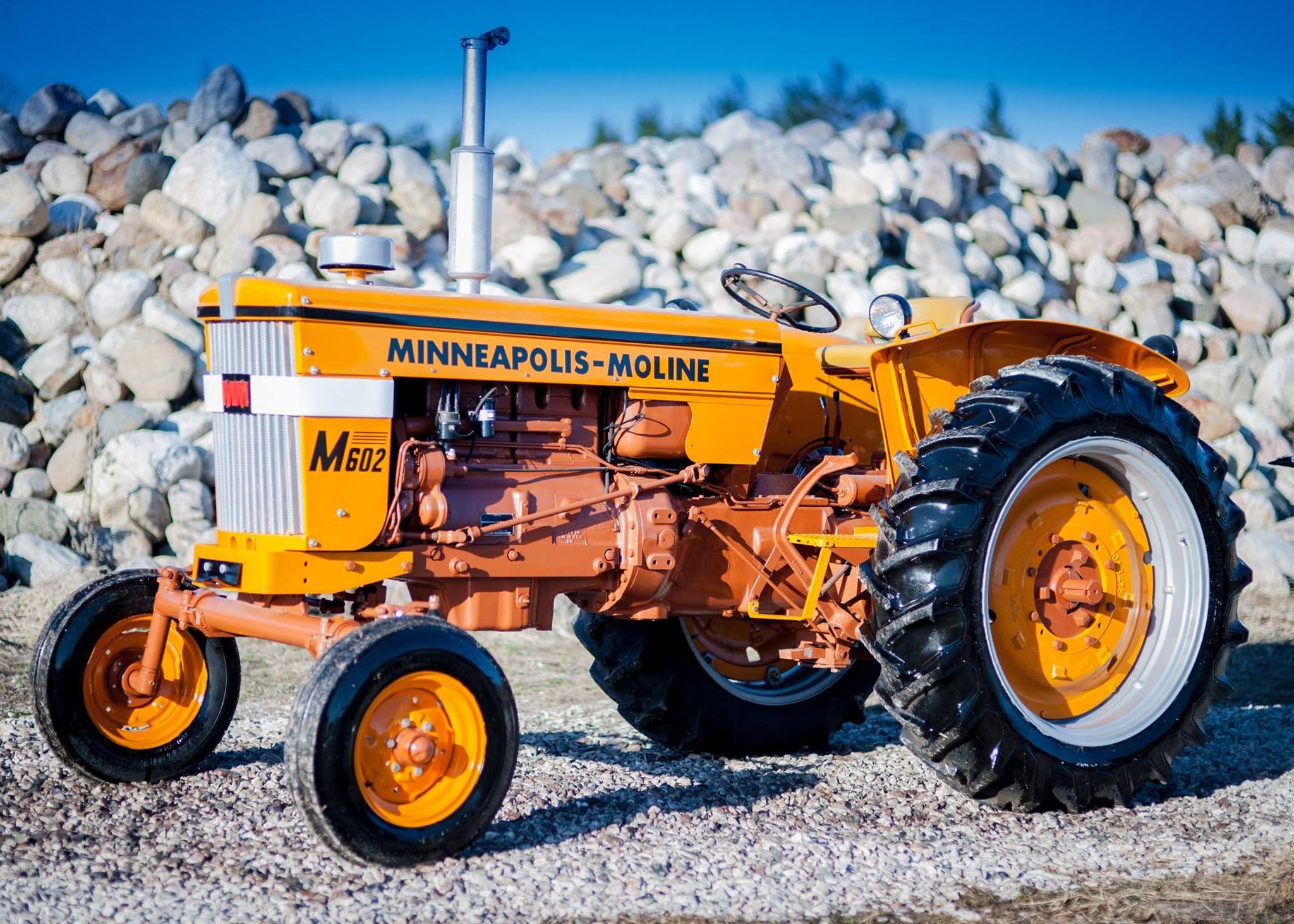 IT Shop Minneapolis Moline GVI Tractor Service Manual Agricultural &  Construction Machinery TractorsLachshaus-Riga
