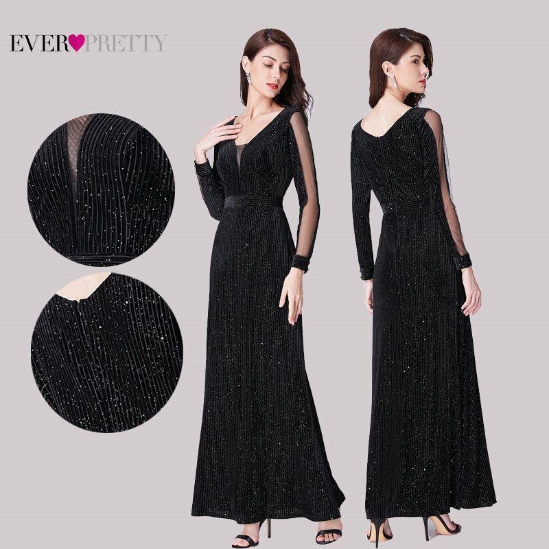 Ever-Pretty Long Vintage One Shoulder Evening Dress Cocktail Party Dress 08100