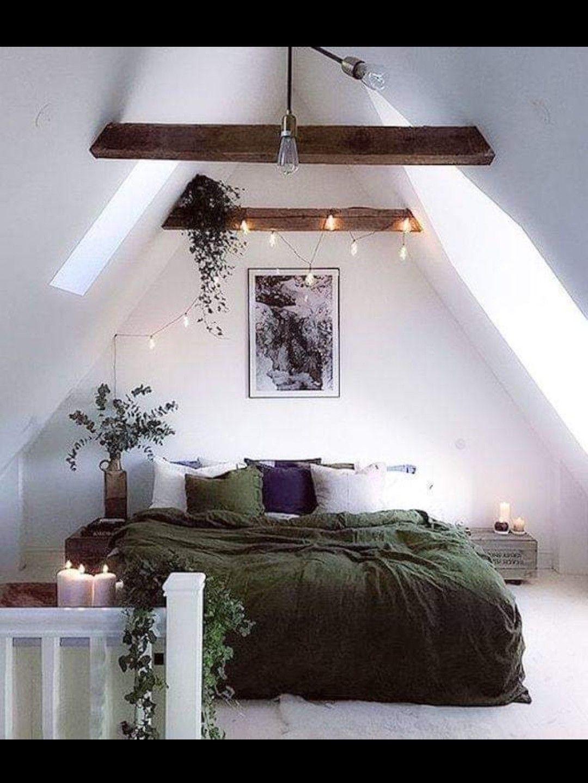 Idee Deco Chambre Claire chambre claire #deco #chambre #nature #clair #vert olive