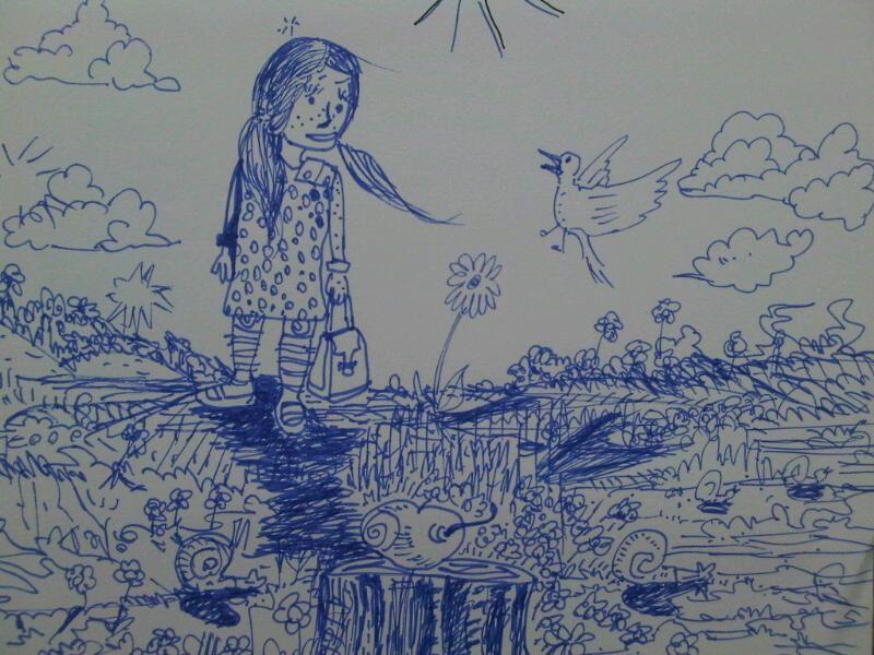 Druffalo Artwork