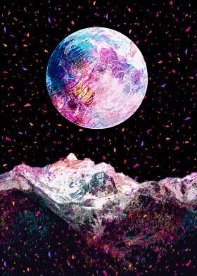 Magical Nature by Gab Fernando   metal posters - Displate   Displate thumbnail