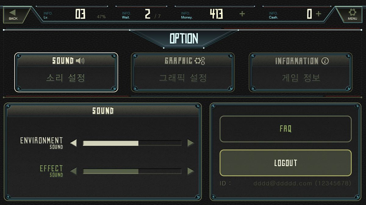ae0f296a2ecf Mobile Fps Game UI on Behance