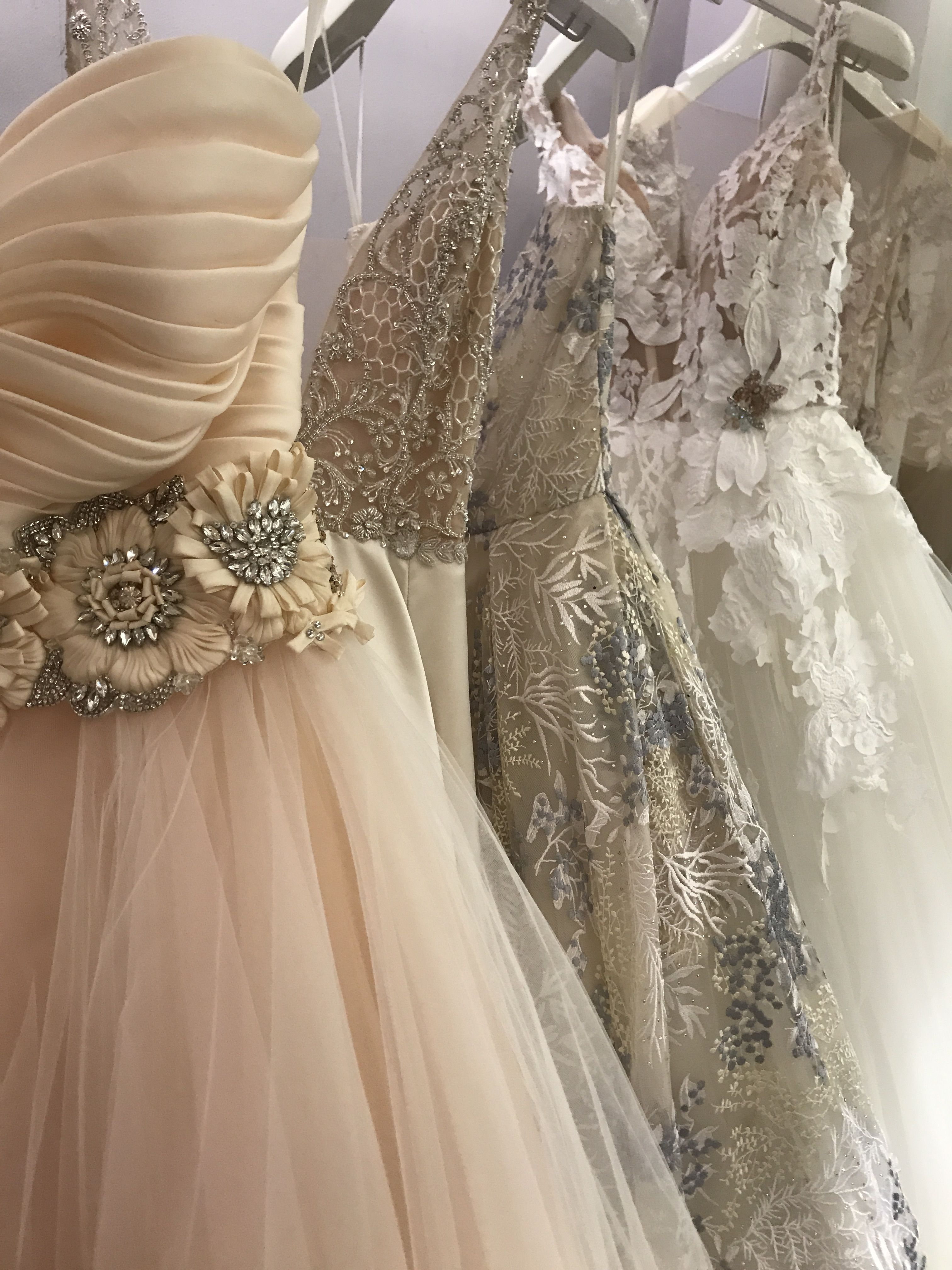 813e49fd5b60 Lazaro gowns at Kleinfeld Bridal in New York | Lazaro On The Go in ...