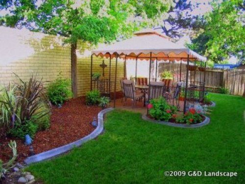 Backyard Landscape Images Home Design Ideas Throughout Landscaping Ideas Backyard  Landscaping Ideas Backyard