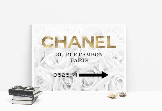 50% OFF Big size. 31 Rue Cambón. Chanel Paris. Chanel por Byoliart