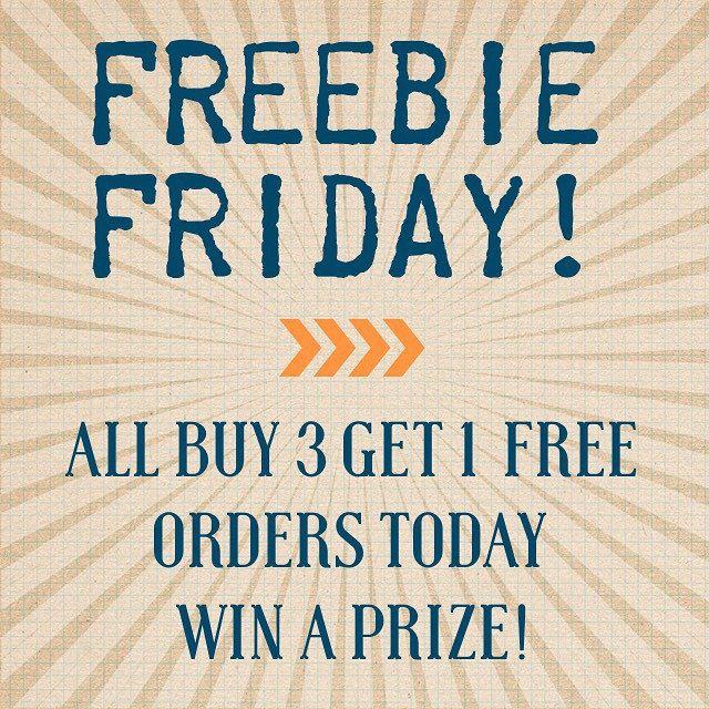 Freebie Friday Jamberry