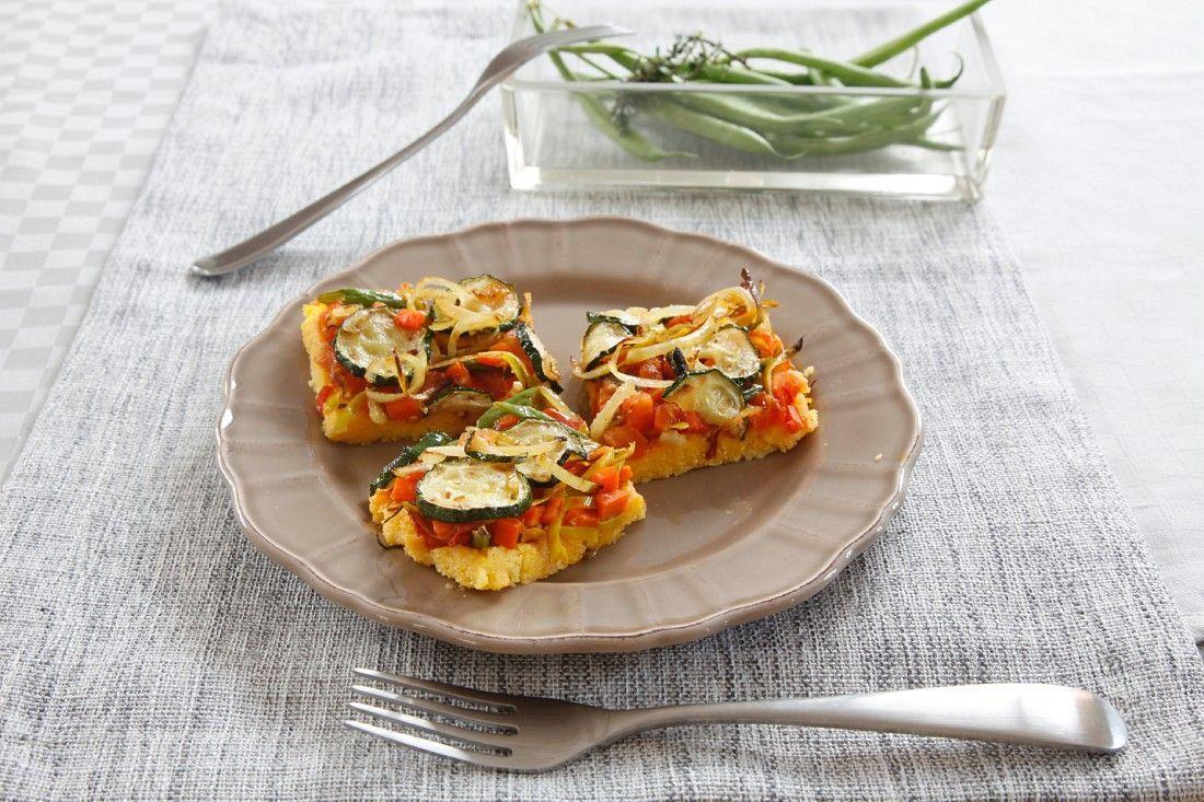 Polenta mit Gemüse - smarter - Zeit: 30 Min.   eatsmarter.de