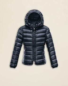 4d9e26756 ShopStyle  Moncler Girls Mayotte Long Season Down Puffer Jacket ...