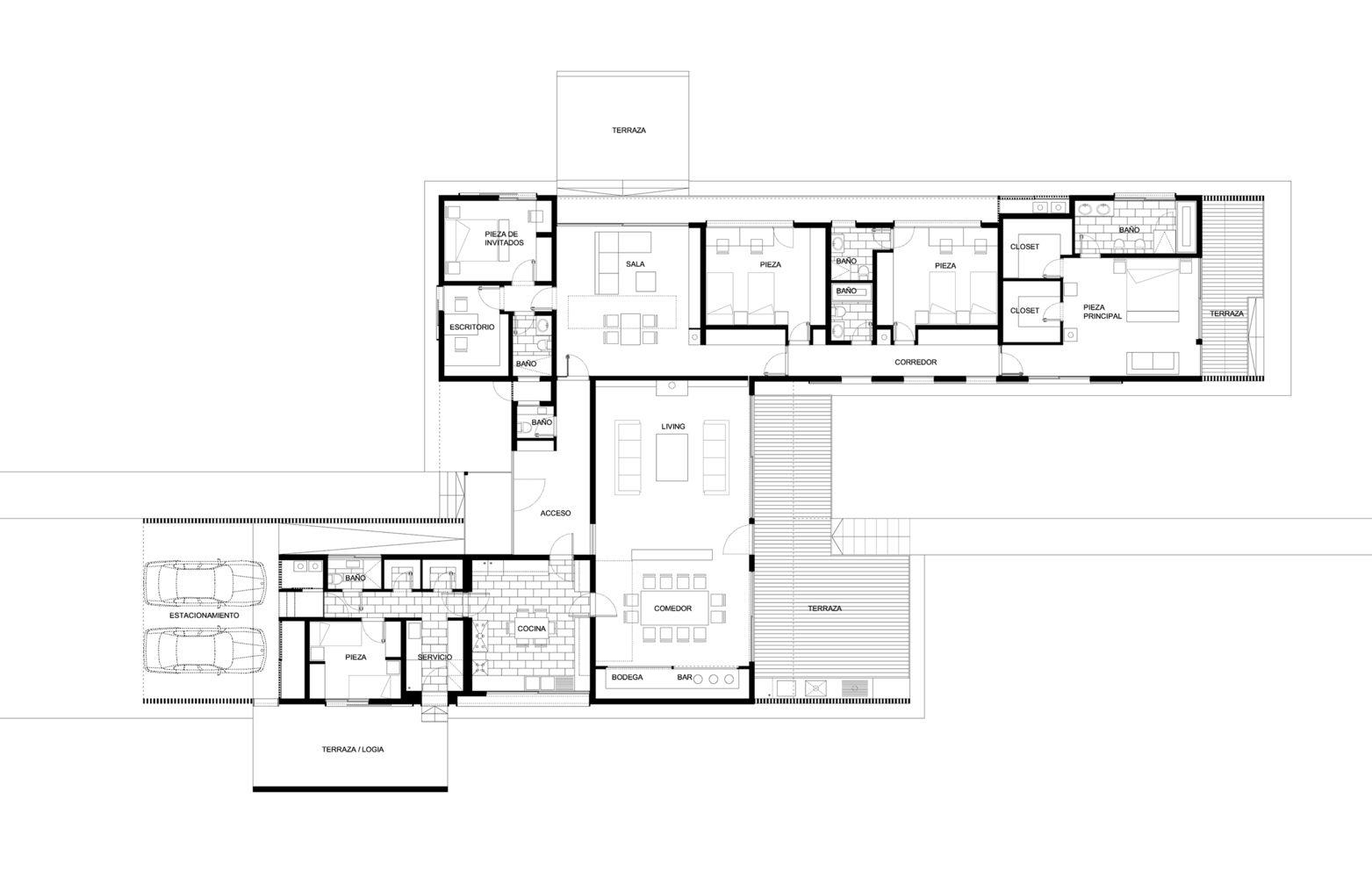 Galería de Casa TH / SUN arquitectos - 19