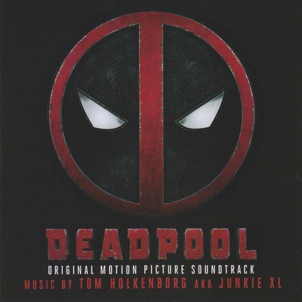 Deadpool O S T 2 Lp Record Vinyl Dead Pool【2019