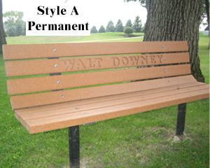Commercial Bench and Commercial