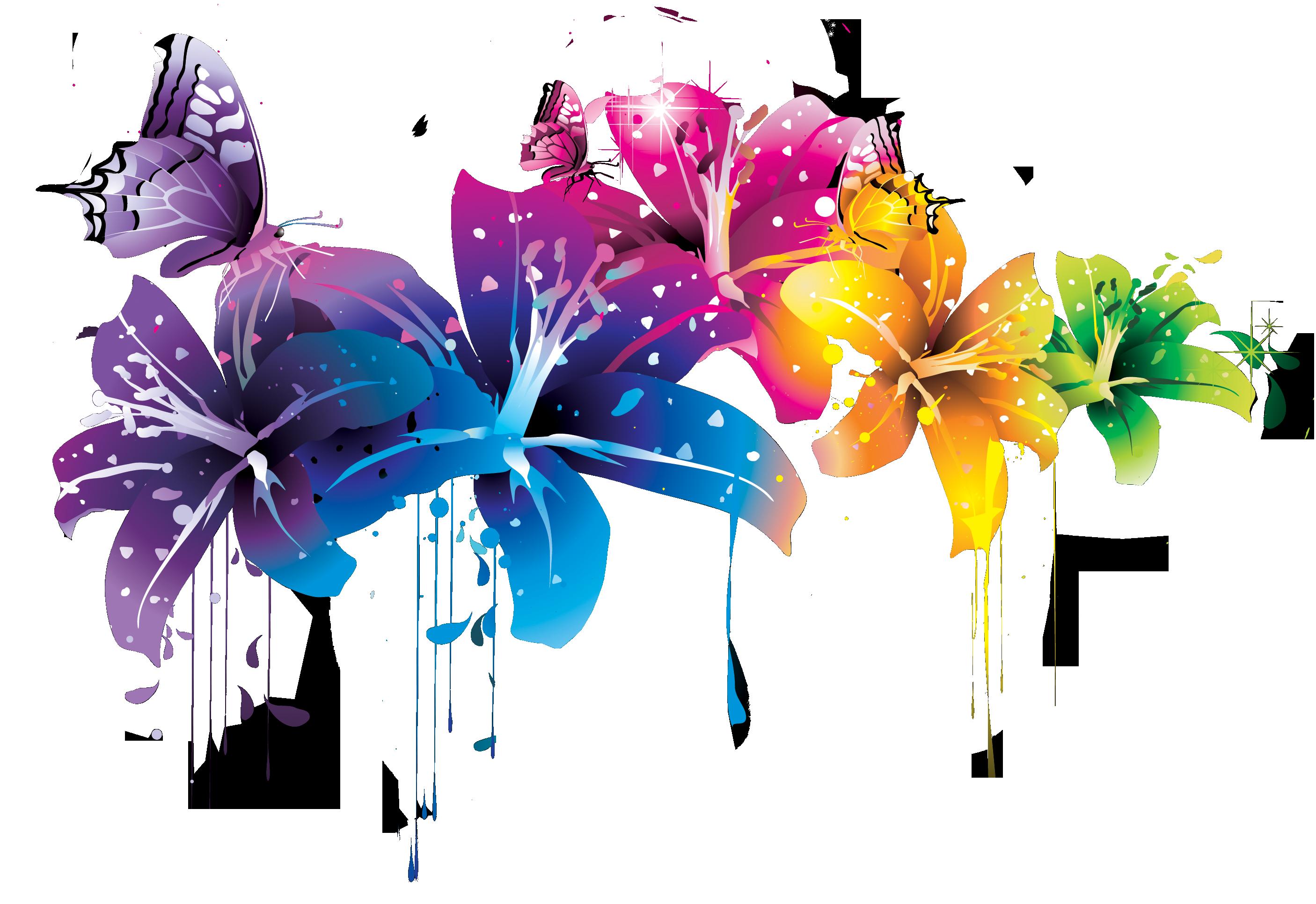 Pin Oleh Awesome Pics Di Colourfull Png Bunga Ilustrasi Bunga