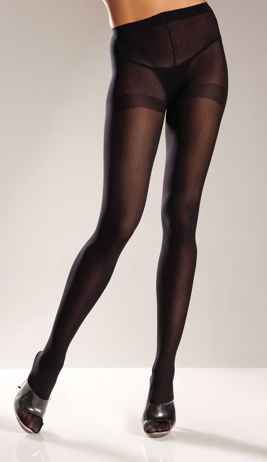 caa720cb57fc0 Be Wicked Full Length Costume Stockings Women'S Opaque Tights Cosplay  Pantyhose