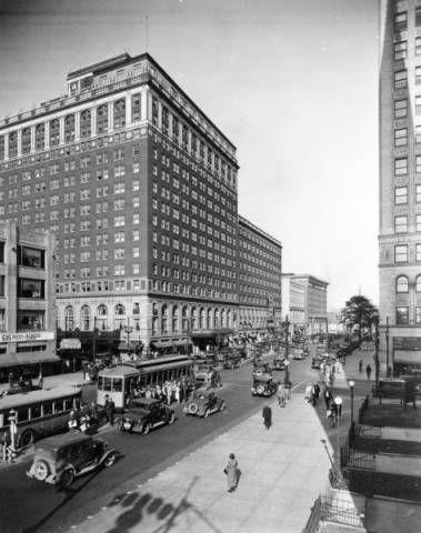 Brown Hotel Louisville Kentucky 1930 Caufield Shook