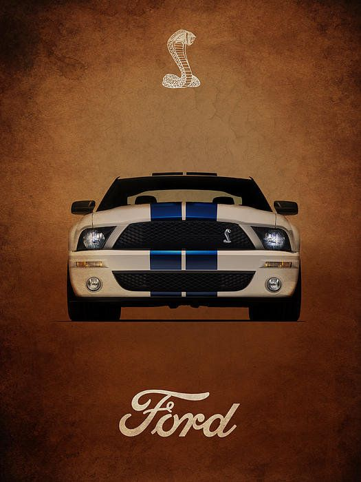 Ford Mustang Shelby 06 Art Print By Mark Rogan In 2021 Ford Mustang Shelby Mustang Shelby Ford Mustang Wallpaper