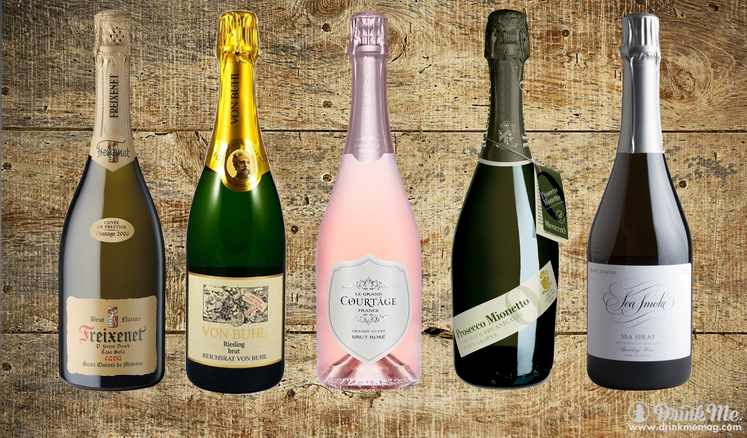 5 Sensational Sparkling Wines To Pop Open On New Years Eve