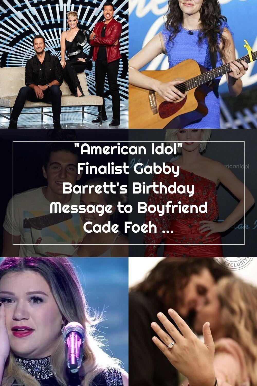 """American Idol"" Finalist Gabby Barrett's Birthday Message"