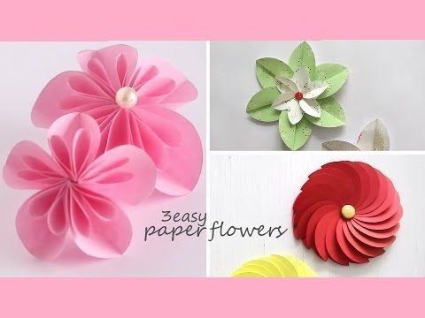 How to make paper flowers easy step by step paper flowers making how to make paper flowers easy step by step paper flowers making mightylinksfo