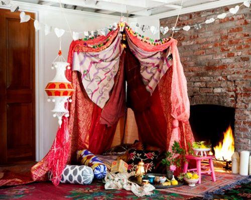 Bastelideen f r dekoration aus bettlaken orientalisch orientalische inspiration pinterest - Deko orientalisch ...