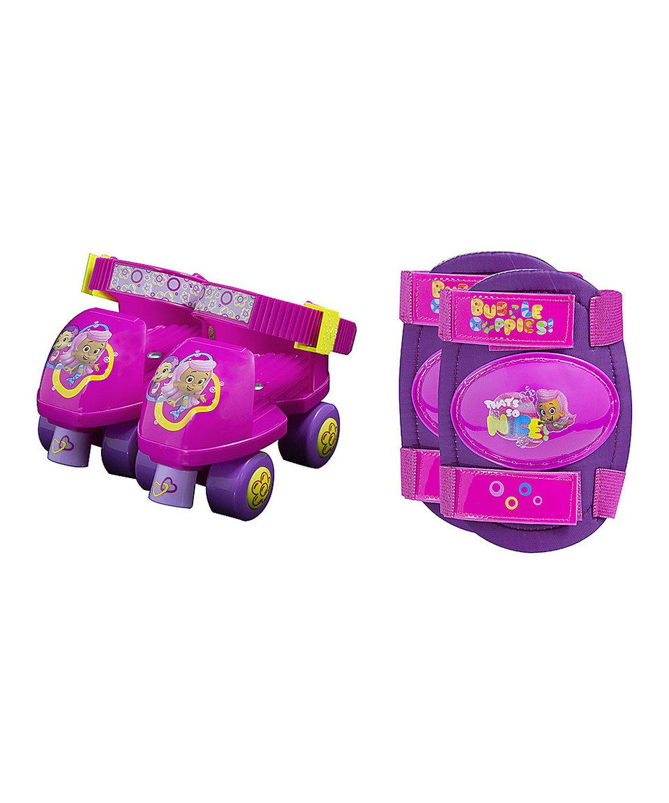 This Bubble Guppies Skate Set by Bubble Guppies is perfect! #zulilyfinds