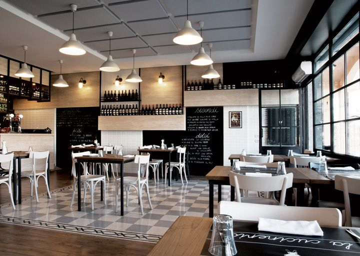 la cucineria restaurant by noses architects rome italy retail