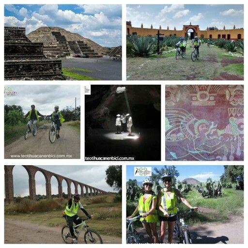 Visitas #Teotihuacan ? No dejes de leer nuestra #GuiadeViaje http://www.teotihuacanenbici.com.mx/tours-teotihuacan/paseos-en-bici-bike-tour/ #Mapa  #QueLindoSeriaQueEnEl2015