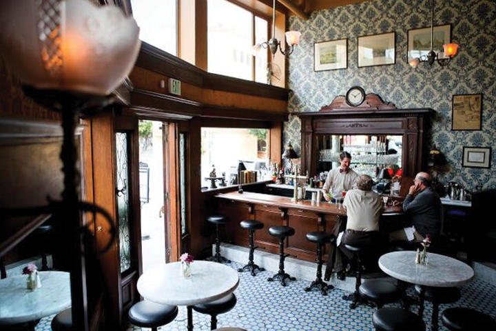 Comstock Saloon Liquor Com San Francisco Bars Cool Bars Jazz Bar