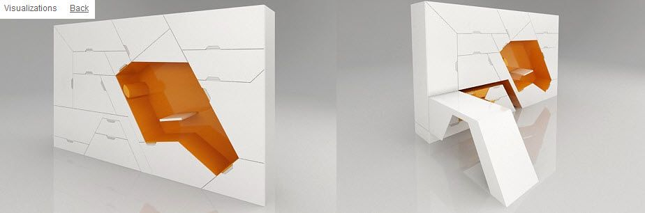 brilliant ideas minimalist furniture piece
