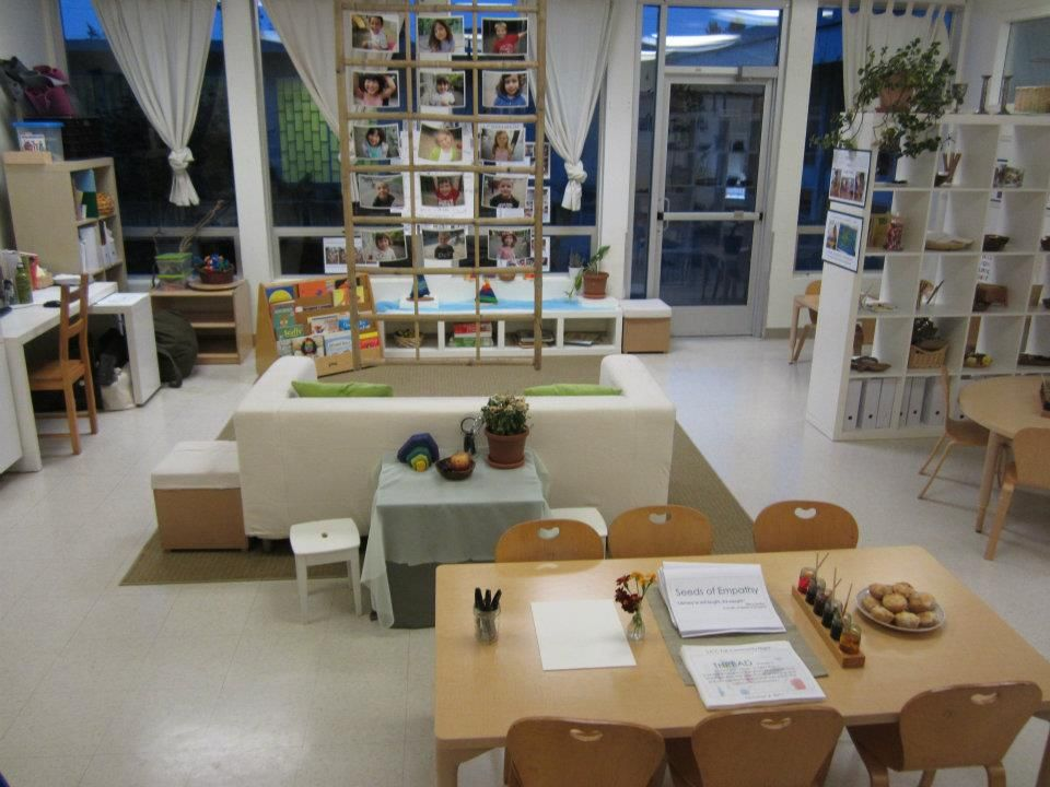 Classroom Design Elements ~ This classroom is reggio inspired and i would love to