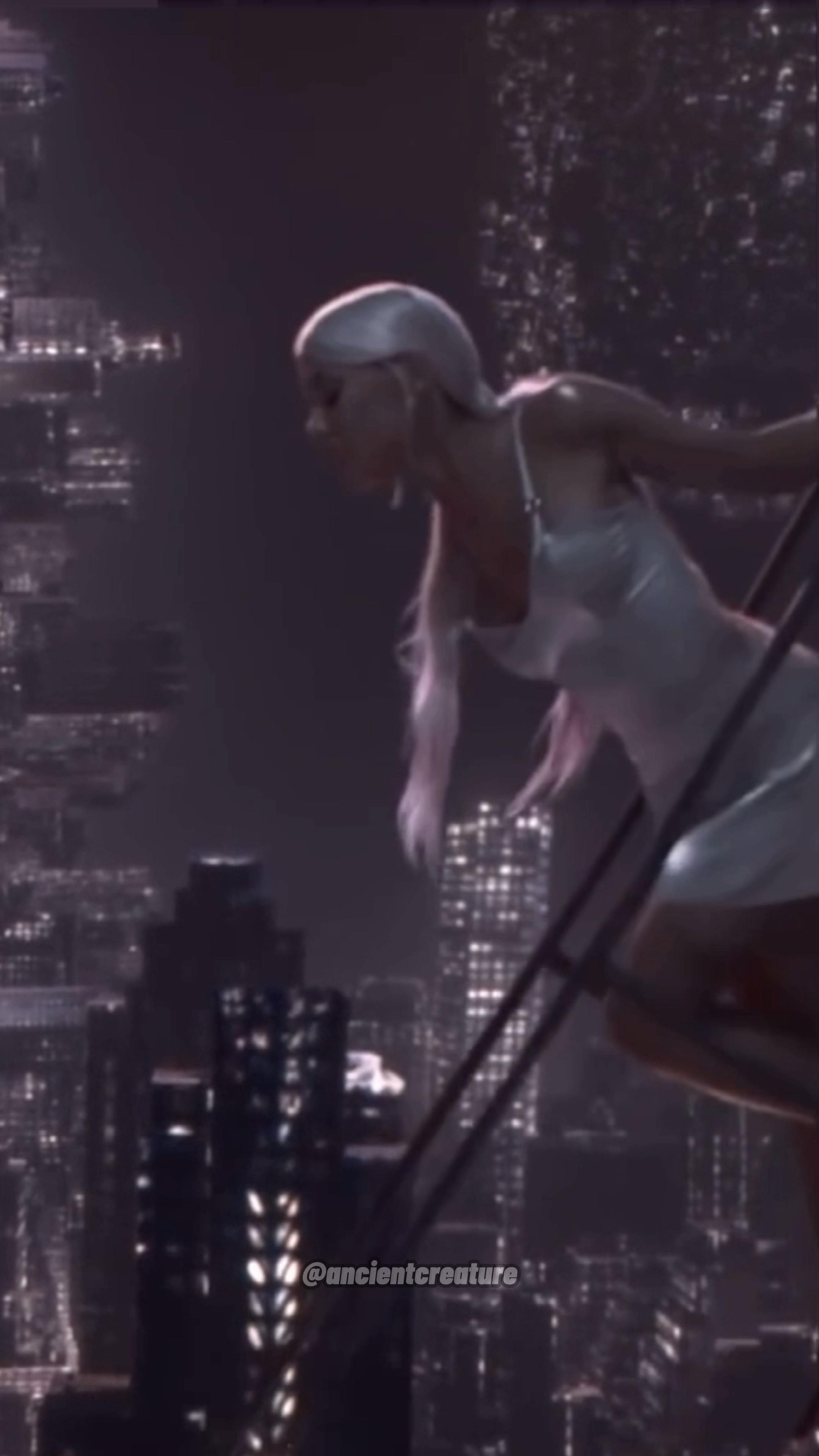 Ariana Grande video edit