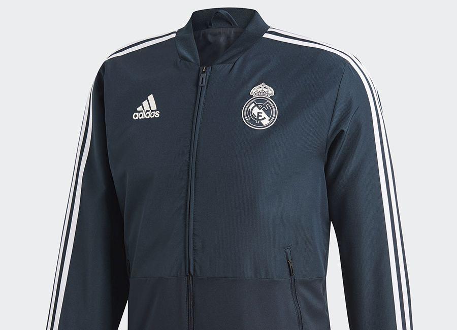 0a2a9de81 #football #soccer #futbol #adidasfootball #rmcf Adidas Real Madrid  Presentation Jacket -