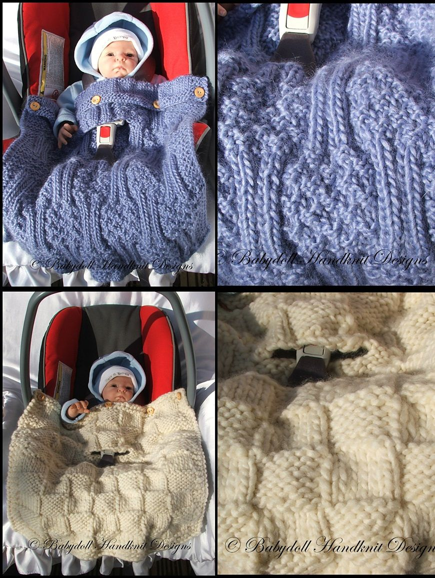 Baby Car Seat Blanket Free Pattern Car Seat Blanket Pattern By Claire Topping Knitting Car