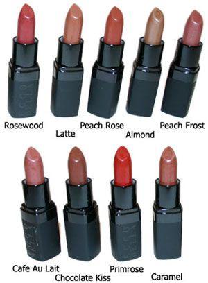 Ecco Bella FlowerColor Vegan Lipstick