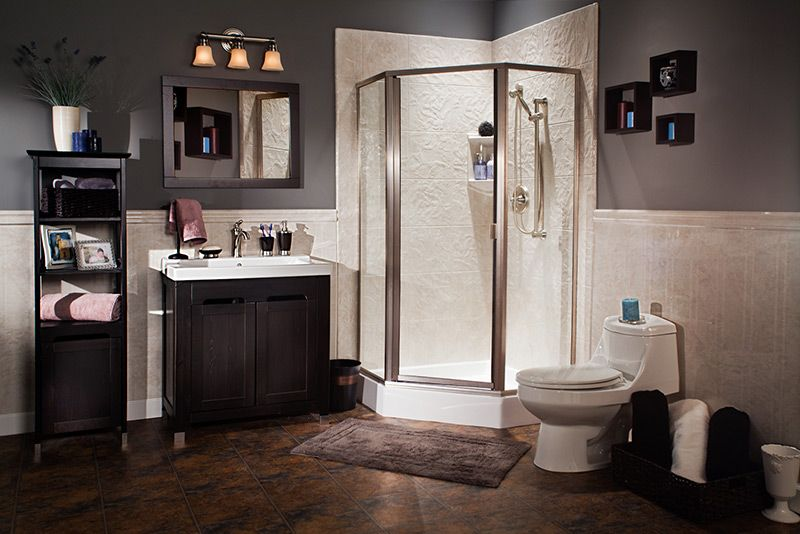 Shower Liners Photos   Replacement Shower Systems   Bath Planet ...