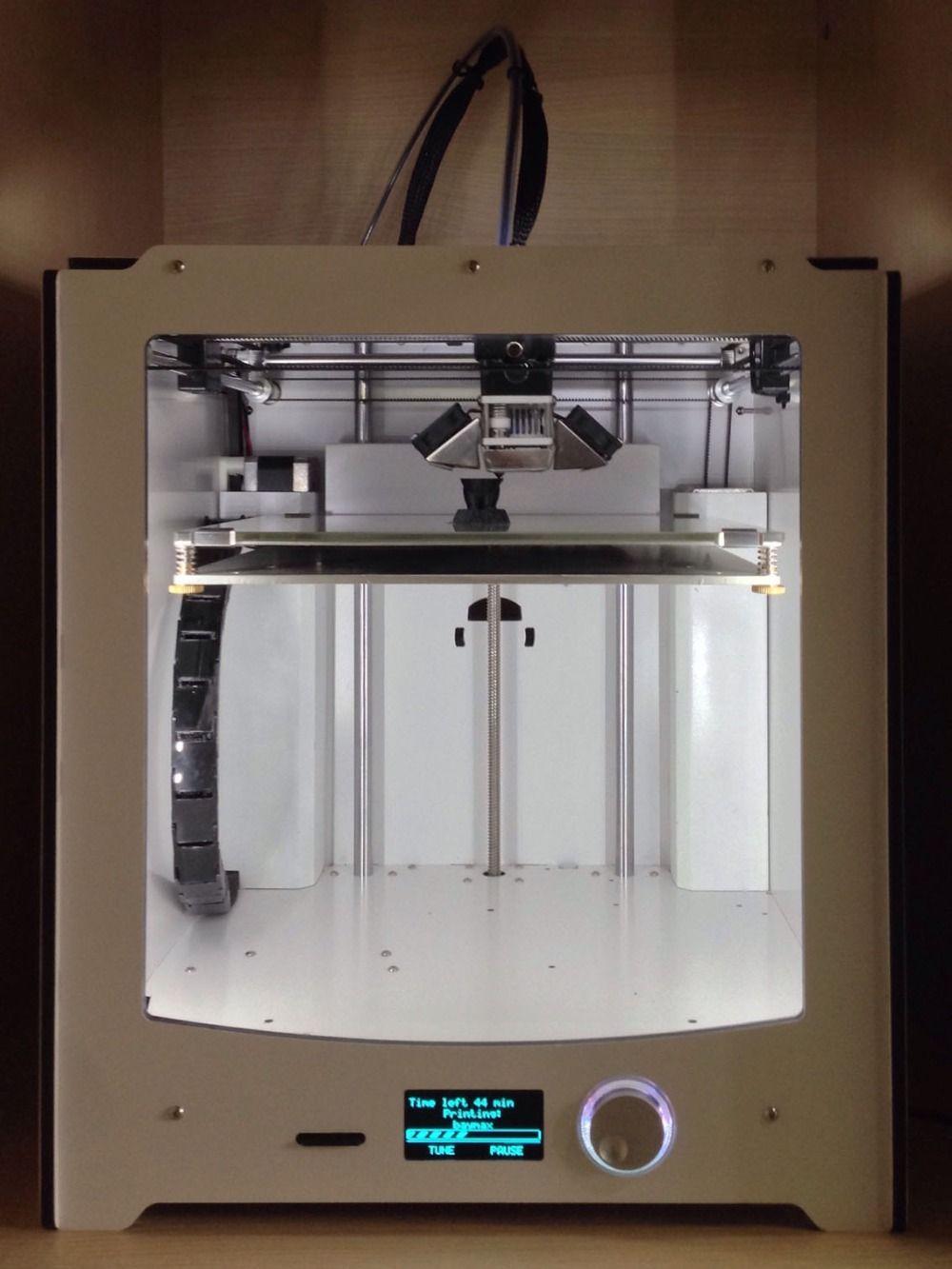 DIY UM2 Ultimaker 2 3D printer dual nozzle DIY full kit