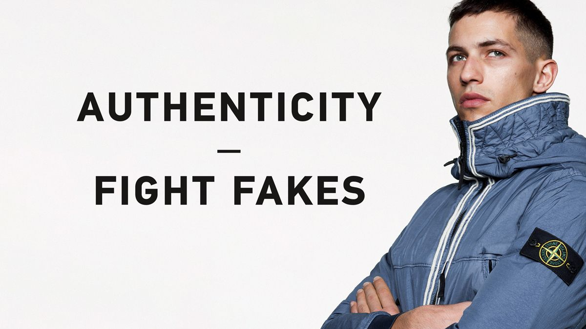 Stone Island Authenticity And Fight Fakes Https Www Stoneisland Com Us Authenticity
