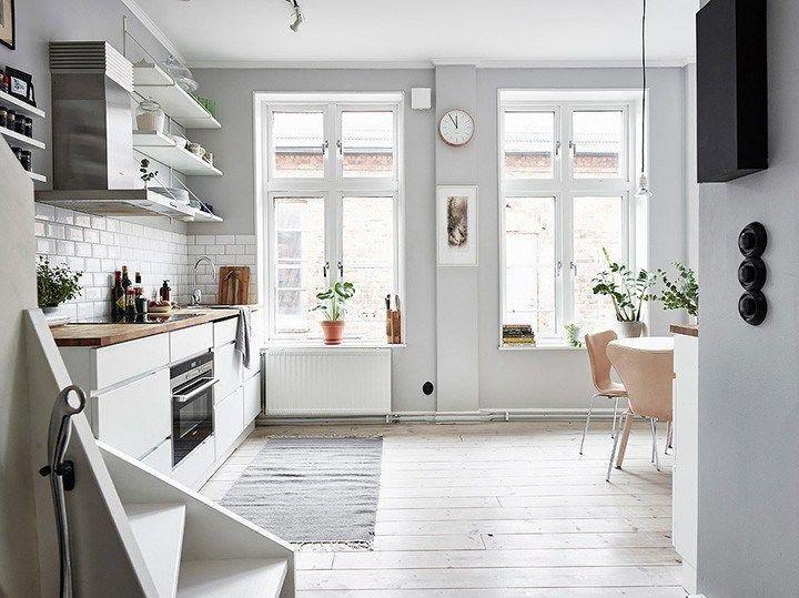 Cocinas Nordicas Cocinas Modernas Cocinas Escandinavas Cocinas