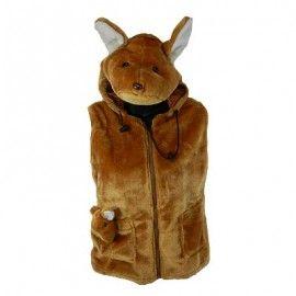904496cc0 Fun Aussie outfit or gift. Kangaroo Vest - Dress Ups/Australia Day ...