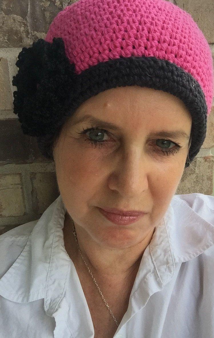 b170d3be54d Crochet Chemo Hat