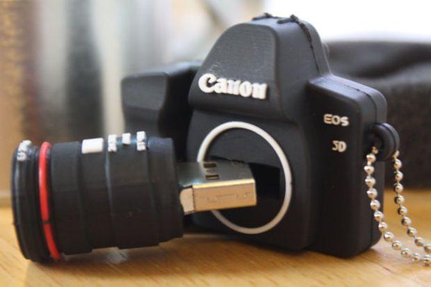 SALE30-70%OFF: 16GB Usb A Mini Dslr Canon eos Camera usb Flash Drive 16Gb , Cute Usb Flash Drive , Accessories , usb, Camera usb,
