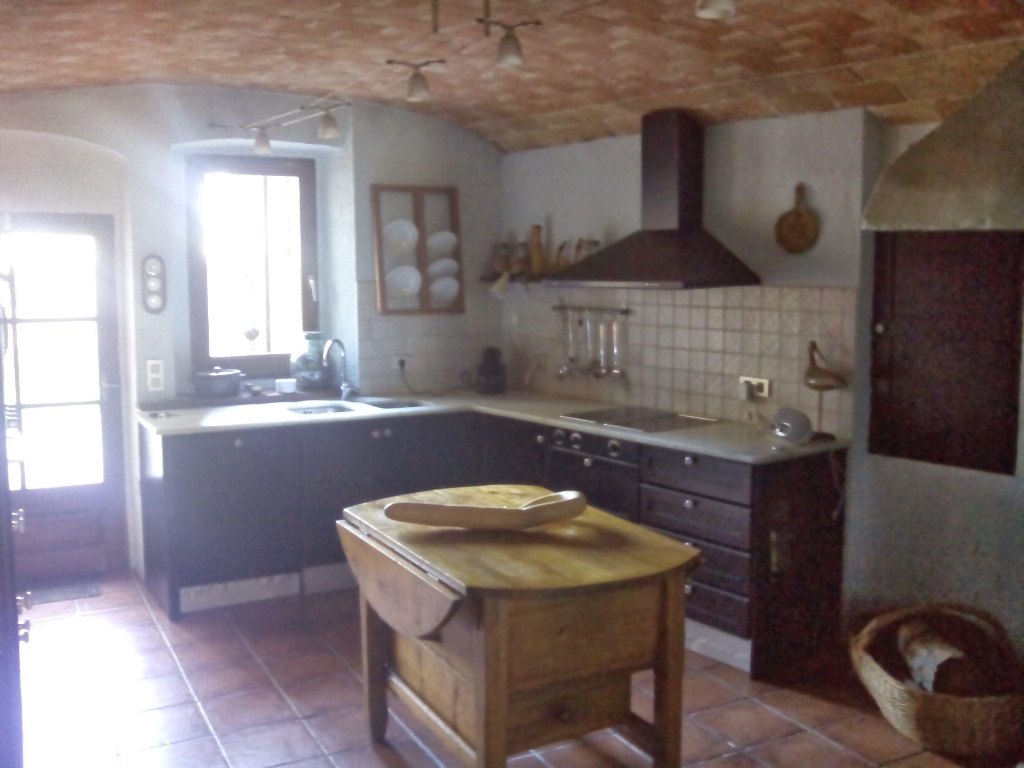 Ideas de #Cocina, estilo #Rustico color #Beige, #Marron, #Negro ...