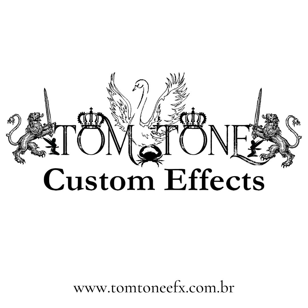 Pin On Pedais De Efeitos Custom Shop